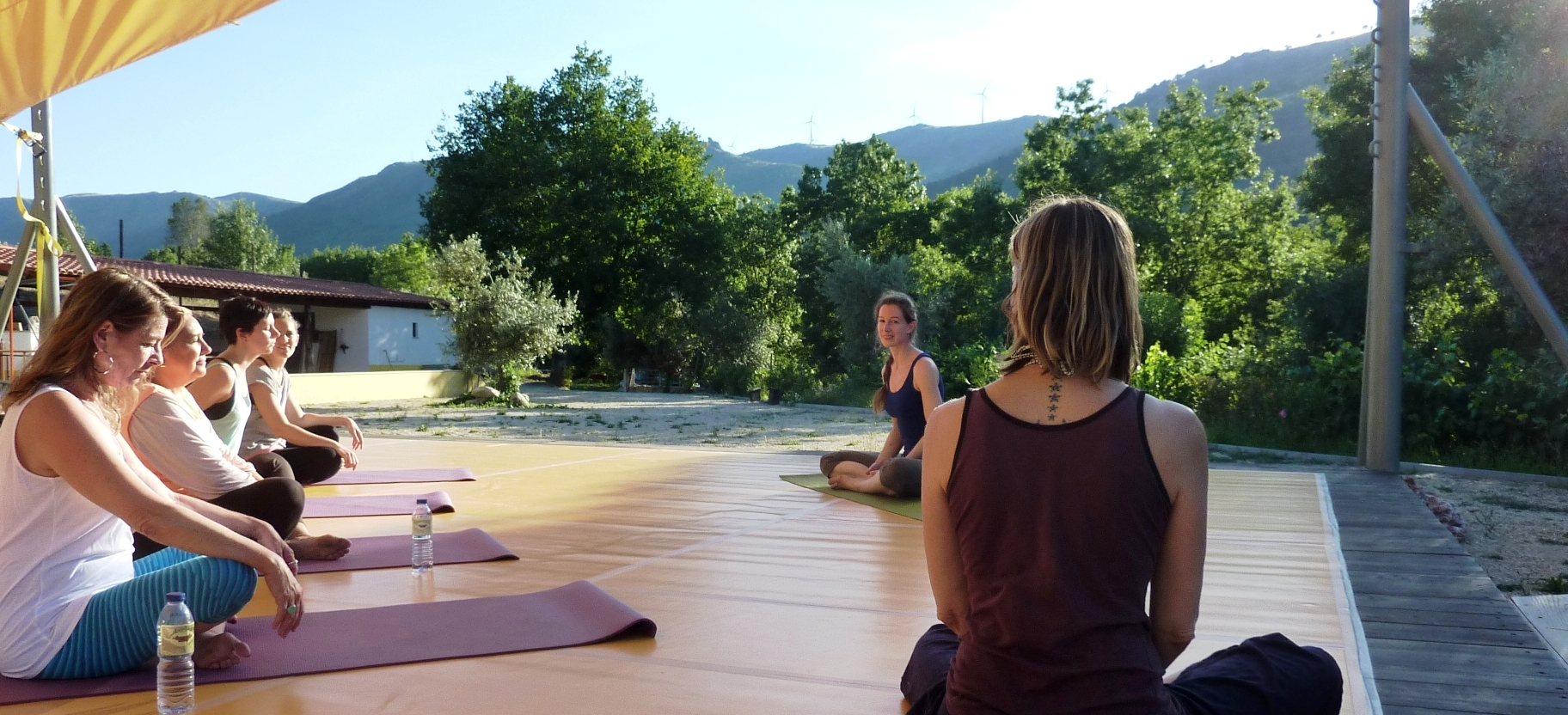 Living Yoga Retreat 2014