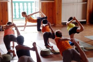 Living Yoga Retreats Vinyasa Yoga